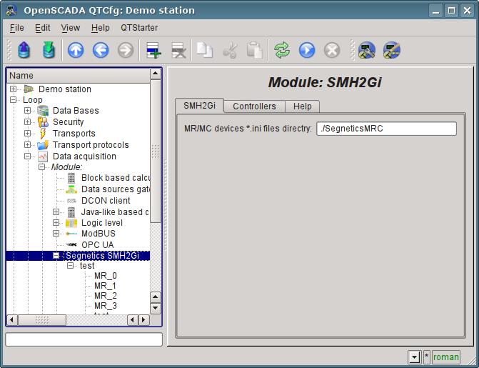 "Вкладка ""SMH2Gi"" страницы модуля. (61Кб)"