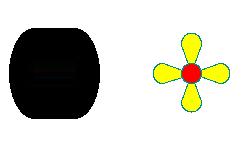 Заливки замкнутого контура цветом и/или изображениями (6Кб)