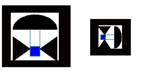 Масштабирование и поворот фигур. (6Кб)