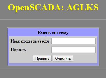 Аутентификация пользователя (12Кб)
