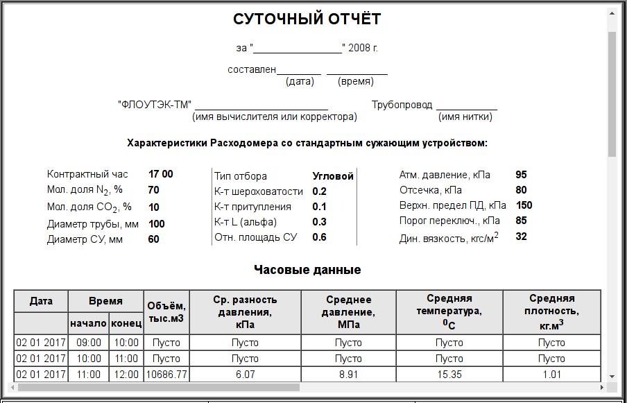 Кадр, содержащий пример документа. (48Кб)