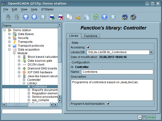 OpenSCADAWiki : Home Page En / Doc / Java Like Calc