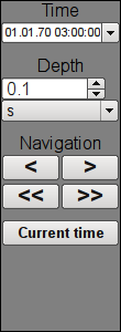 """Document panel"" widget in the development mode (7Кб)"