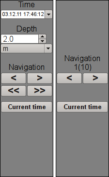 """Document panel"" widget in the runtime mode (11 Кб)"