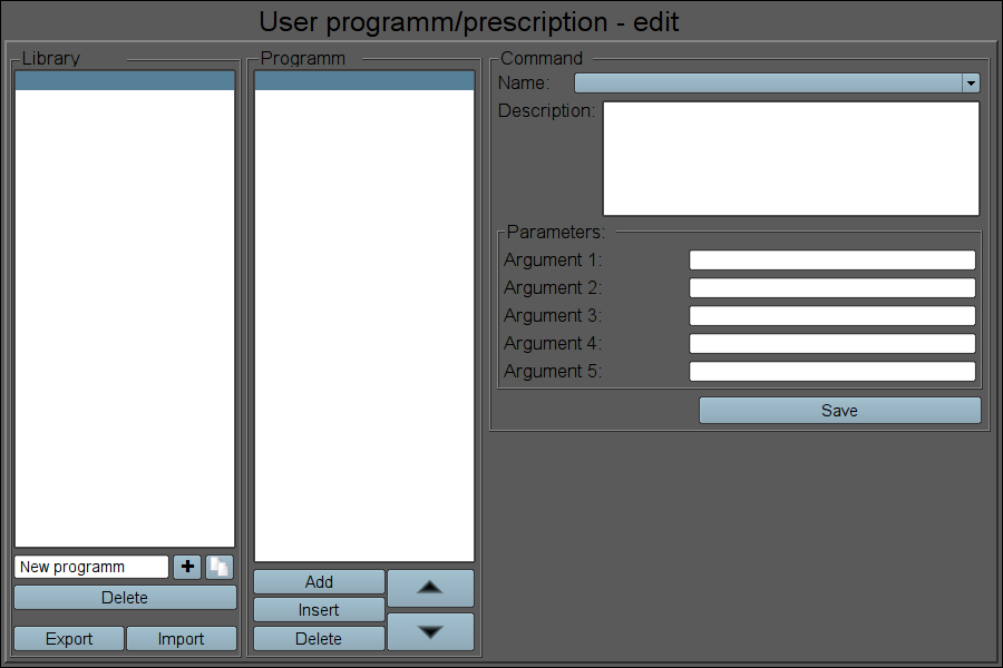 "The ""Prescription: editing"" frame in the development mode. (32 Кб)"