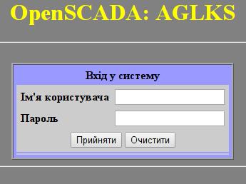Аутентифікація користувача. (12Кб)