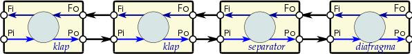 Пример блочной схемы (18Кб)