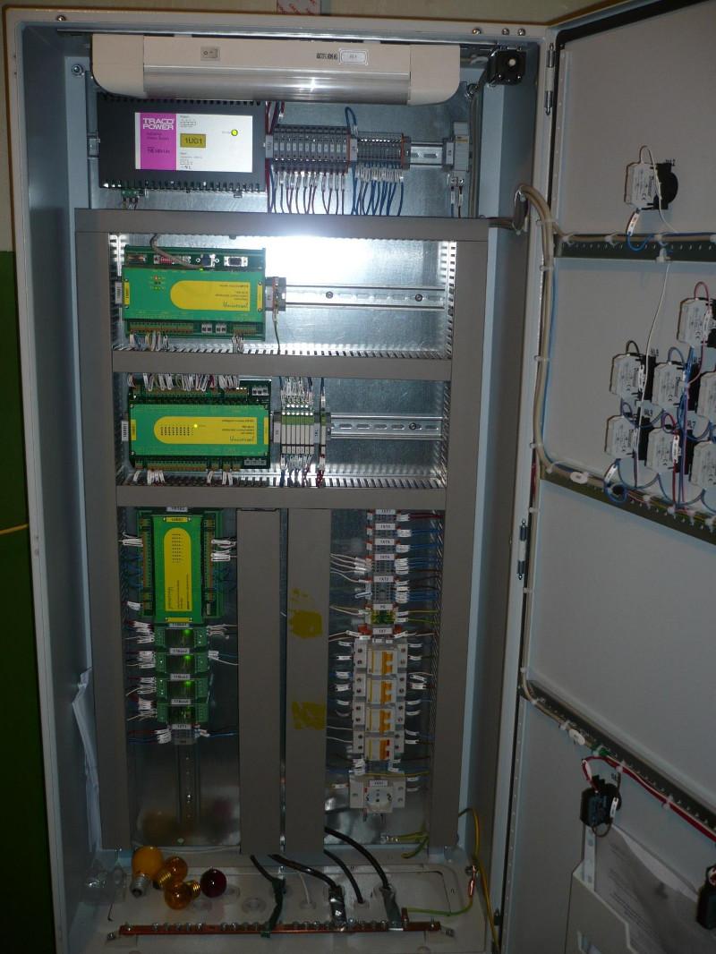 Шкаф управления ШУ. (220Кб)