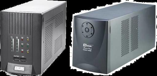 ИБП PowerCom SKP 1000 и Mustek PowerMust 1000. (133Кб)